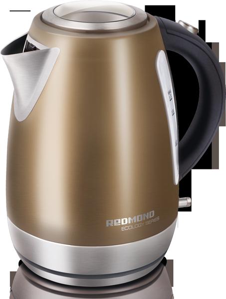 """Elektrische Wasserkocher REDMOND RK-M143E (Champagner)&amp;lt;p&amp;gt;Der Wasserkocher &amp;lt;b&amp;gt;REDMOND RK-M143-E&amp;lt;/b&amp;gt; champagner ist eine elegante Erg?nzung zu allen Ger?ten in Ihrem Zuhause. Diese moderne und leistungsstarke K?chenmaschine wurde aus rostfreiem Edelstahl hergestellt. Das anspruchsvolle Design und ergonomische Optik vom &amp;lt;b&amp;gt;REDMOND RK-M143-E&amp;lt;/b&amp;gt; champagner machen die Bedienung angenehmer. Eine hellleuchtende Wasserstandskala sieht faszinierend aus. Moderne Technologien und hochwertige umweltfreundliche Materialien sind in dem &amp;lt;b&amp;gt;REDMOND RK-M143-E&amp;lt;/b&amp;gt; champagner sehr gut kombiniert. Die Produktentwickler von &amp;lt;b&amp;gt;REDMOND&amp;lt;/b&amp;gt; haben Ihr Bestes gegeben, damit Sie Ihren Tee oder Kaffee wirklich genie?en k?nnten. Mit dem &amp;lt;b&amp;gt;REDMOND RK-M143-E&amp;lt;/b&amp;gt; champagner kaufen Sie Sicherheit und Qualit?t. Heizelement aus Edelstahl und entfernbarer Antikalk-Filter machen die Bedienung und Reinigung noch einfacher.&amp;lt;/p&amp;gt;<br><br>&amp;lt;h2&amp;gt;Sichere Benutzung&amp;lt;/h2&amp;gt;<br><br>&amp;lt;p&amp;gt;Der &amp;lt;b&amp;gt;REDMOND RK-M143-E&amp;lt;/b&amp;gt; champagner wird automatisch beim Sieden abgeschaltet. Au?erdem wird der Deckel sicher geschlossen. Automatische Ausschaltung, wenn das Wasser fehlt, garantiert die Zuverl?ssigkeit bei der Benutzung. Von nun an m?ssen Sie Sich keine Sorgen deswegen machen. Das moderne Design und die elegante Farbe """"Champagner"""" sind angenehme Vorteile von diesem Ger?t. Der &amp;lt;b&amp;gt;REDMOND RK-M143-E&amp;lt;/b&amp;gt; champagner ist eine hervorragende Wahl f?r die Leute, die Ihr Leben genie?en m?chten, ohne Zeit zu verlieren. Kochen Sie schnell Wasser mit &amp;lt;b&amp;gt;REDMOND RK-M143-E&amp;lt;/b&amp;gt; champagner und treffen Sie die Aufgaben von jedem neuen Tag mit einer Tasse von hei?em Tee oder Kaffee.&amp;lt;/p&amp;gt;<br><br>type: Wasserkocher"""