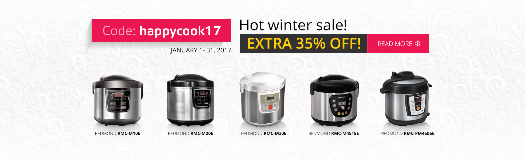 Hot Winter Sale