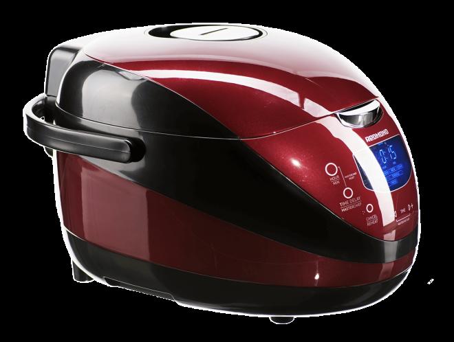 Multi cooker REDMOND RMC-M150E (Red)