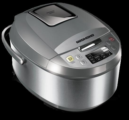 Multi cooker REDMOND RMC-M4500E (Gray)