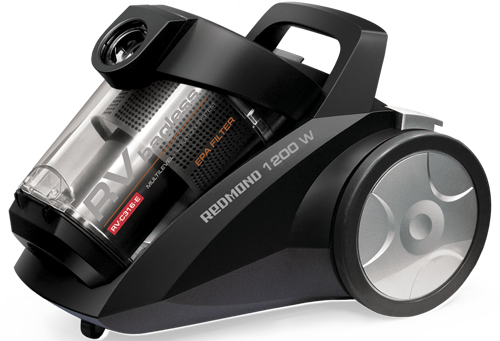 Vacuum cleaner REDMOND RV-C316-E (Black)