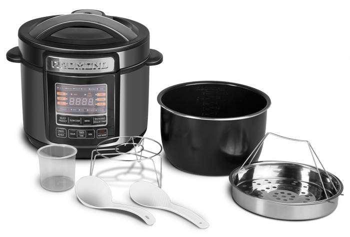Cuisintec multi cooker for Tappi moldex