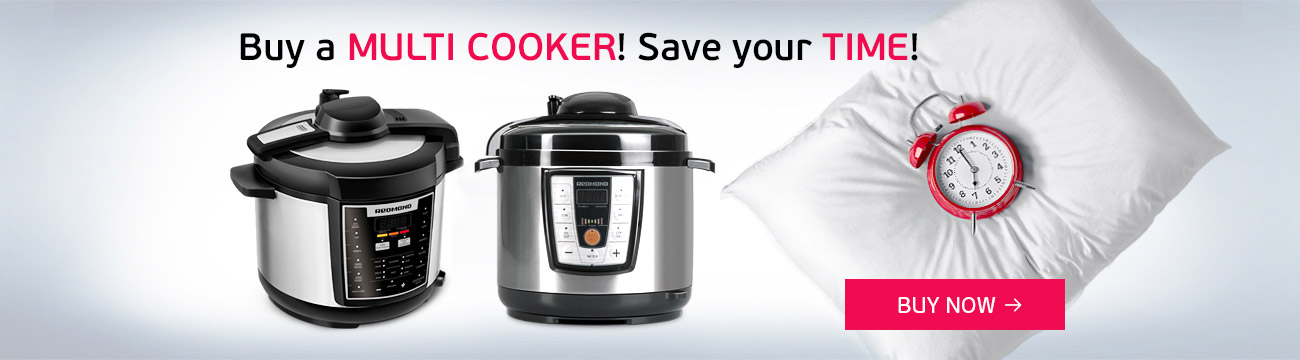 Buy a Multi Cooker! Save your time! US