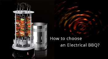 Electric Grill Buying Guide - How to Choose?