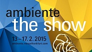 Final results of AMBIENTE 2015