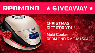 Christmas REDMOND Giveaway!
