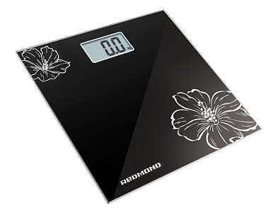 Floor scales REDMOND RS-708-E  (Black)