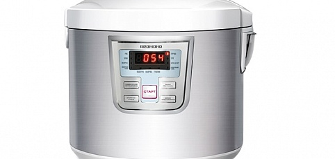 Revolution in the Kitchen: REDMOND Multicookers