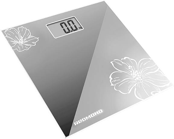 Floor scales REDMOND RS-708-E (Silver)