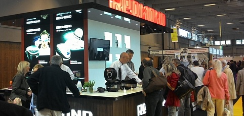 The IH300 induction Multi Cooker captivated the audience at the international exhibition fair in Paris!