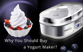 5 Reasons Why You Should Buy a Yogurt Maker