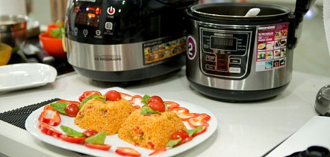 Bloggers in Turkey Master the Multicooker
