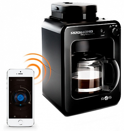 Smart coffee maker REDMOND SkyCoffee M1505S-E