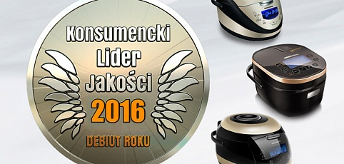 REDMOND multicookers are the consumer quality leader on the polish market!